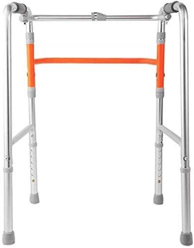 Rollatoren met instelbare hoogte, opvouwbare walker voor ouders, lichtgewicht loopframe, opvouwbaar