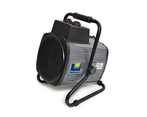 Palram GP 08 15 1500W Greenhouse Heater, Gray