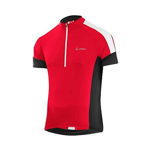LÖFFLER Bike Jersey Halfzip Pace Herren - 23513 - Fahrradtrikot
