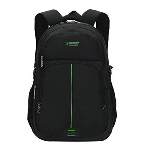 School Backpack for Girls Boys Primary School Bags Teenager Rucksacks Kids Daypack Casual Bookbag Travel Laptop Satchel, Green 20 inch