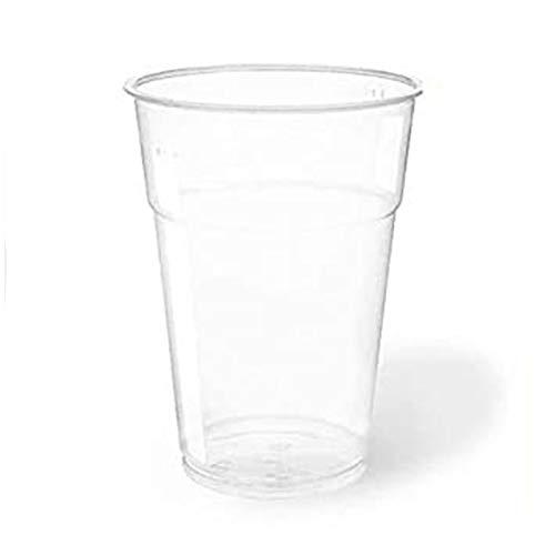 VIRSUS 300 Bicchieri plastica Rigida 400cc Bicchiere Kristal per Birra Bicchiere Cocktail Bar