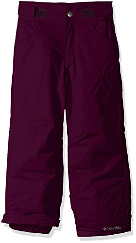 Columbia Girls' Big Starchaser Peak II Pant, Purple Dahlia, X-Large