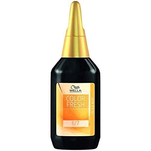 Wella Color Fresh Glanz-Tönung 10/ 36 helllicht blond gold-violettt, (1 x 75 ml)