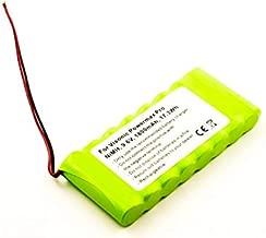 Cable de Carga USB para 9.6V Ni-CD//Ni-MH bater/ía Recargable AA con Enchufe KET 2P Gecoty/® 9.6V Cargador de bater/ía