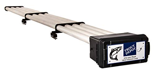 Trout Depot Car Top Fly Rod Carrier & Vault