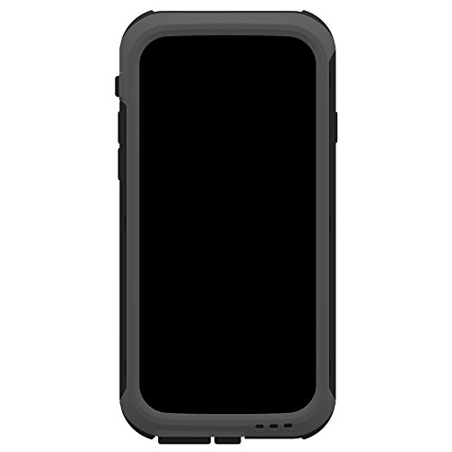 Trident 4.7-Inch Cyclops Series Case for Apple iPhone 6/6s - Retail Packaging - Grey