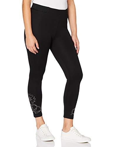 Desigual Pant_JENY Pantalones Informales, Negro, M para Mujer