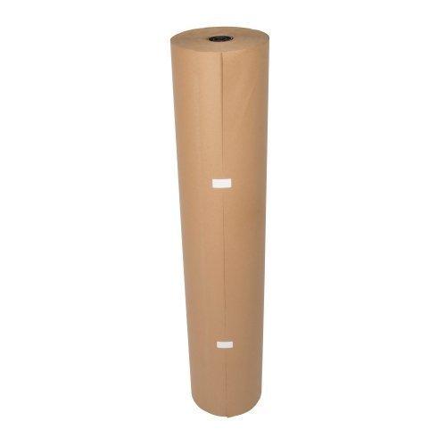 2 Rollen Natronpapier 100 cm x 250 m braun Natronmischpapier Polsterpapier Packpapier thumbnail