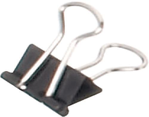 Maul Klammern Foldback 2151390 sw VE12