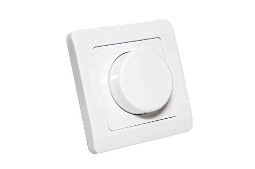 Powerfix PSSS 2 C1 - Interruptor de luz con regulador giratorio