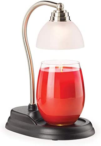 Electric candle warmer lamp _image0