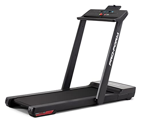 ProForm City L6 Folding Treadmill with 8 MPH Speed Control, 30-Day iFIT Membership Included