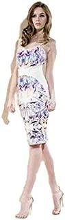 Kuku - Sparkle & Shine Dress (KU00696 - Multi/Ivory Size 12)