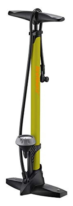 救い同級生道徳教育IceToolz ポンプ式高圧スチールフロアポンプ 160psi (11.0バー) 高搭載ゲージ付き 人間工学ハンドル ツインバルブサムロックレバー フレンチ、アメリカ、ダンロップバルブ用