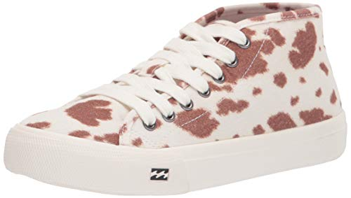 Billabong Women's Cruiser Slip-On Canvas Shoe Sneaker, Stable Brown, 9.5