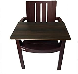 pranali enterprise Brown Study Pad Cum Multipurpose Accessories Board (Brown, 14 X 23Inches )