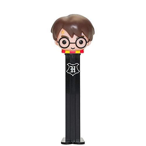 Harry Potter PEZ Candy Dispenser - Harry Potter Pez Dispenser With 2 Extra Candy Refills | Harry Potter Party Favors, Grab Bags