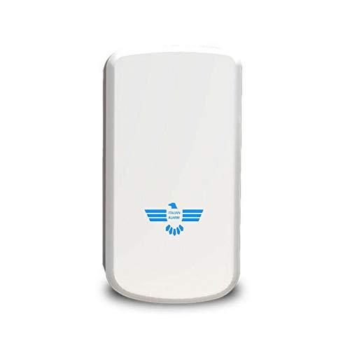 ITALIAN ALARM sensore di vibrazione x antifurto wireless senza fili con 4 livelli regolabili di sensibilità. Compatibile con tutte le centrali ITALIAN ALARM e varie centrali 433 Mhz. Videotutorial