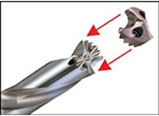 PART NO 1-1//64 Inch Carbide Replaceable Drill Tip SUMSMDT10156MTLACX70 SMDT10156MTL-ACX70