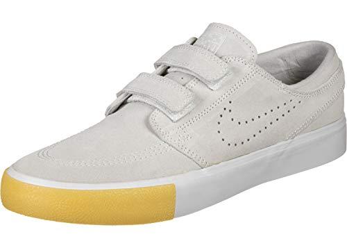 Nike Zoom Stefan Janoski AC RM Se, Scarpe da Skateboard Uomo, Bianco (Wht/VST Gry Weiß), 45.5 EU