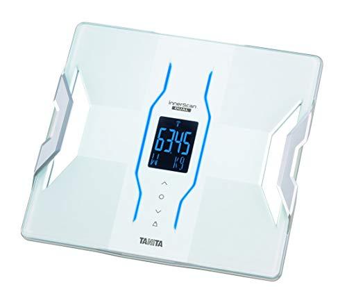 Tanita RD-953Bluetooth 4 Low Energy-Báscula de análisis de composición corporal con tecnología médica, color blanco ⭐