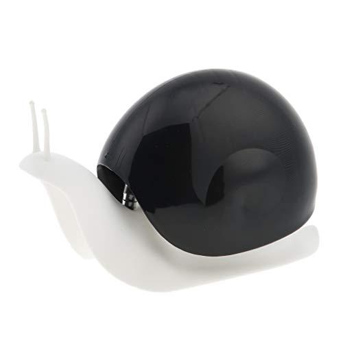 Dispensador de Jabón Botella de Loción Caracol Instalación de Laboratorios Producto Laboral - Negro
