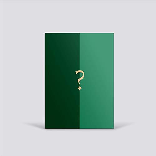 RBW MAMAMOO - Travel (10th Mini Album) Album+Folded Poster+Extra Photocards Set (Deep Green+Light Green ver. Set)