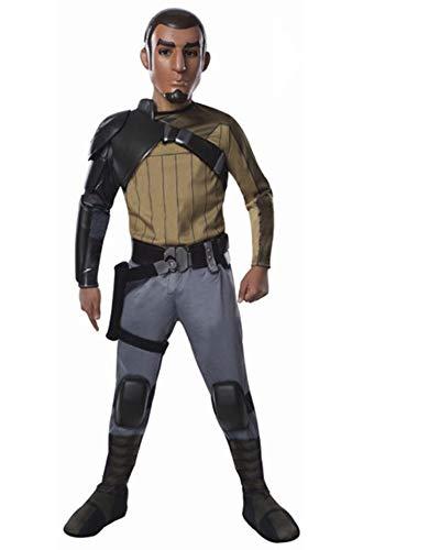 Rubies Officielle Disney Star Wars Kanan Deluxe, Enfant Grande L