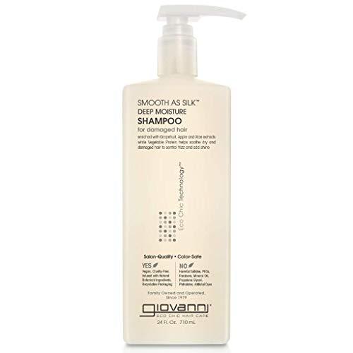 GIOVANNI Smooth as Silk Deep Moisture Shampoo...