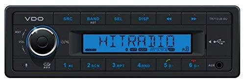 Siemens VDO VDO TR712UB-BU Media-Tuner/AUX/USB/Bluetoot