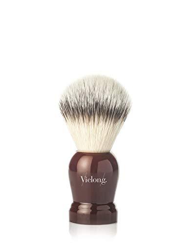 Vie-Long Brocha de Afeitar 15212 Sintético Extra Suave, Único, Estándar