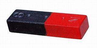磁力の学習 フェライト棒磁石(50mm×14mm)