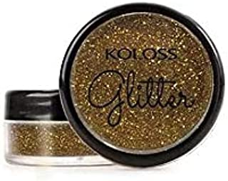 Glitter Brocado, Koloss