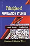 Principles Of Population Studies (English) (English)