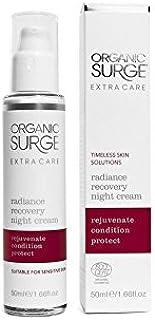 Organic Surge Extra Care Radiance Recovery Night Cream (50ml) - 有機サージエクストラケア輝き回復ナイトクリーム(50ミリリットル) [並行輸入品]