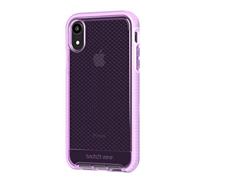 tech21 - Evo Check Case - for Apple iPhone XR, Orchid