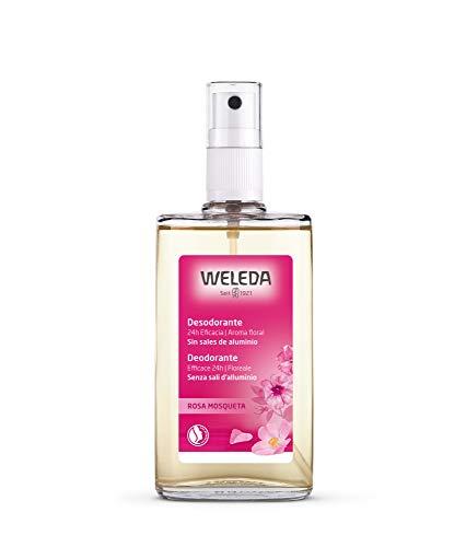 Weleda - Desodorante natural cuerpo Mosqueta 100 ml