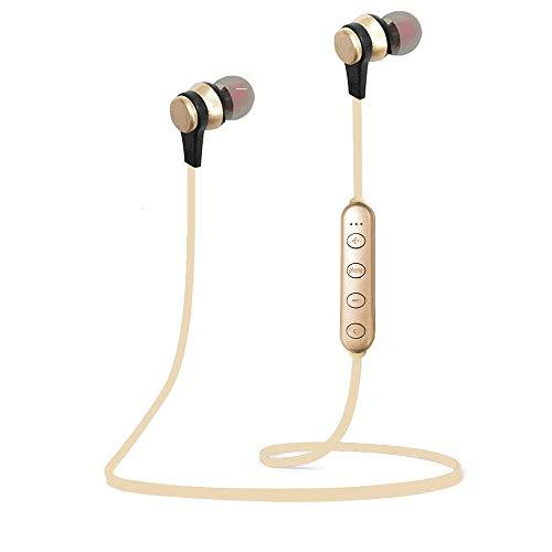 Woostar Bluetooth Headphones with Built-in Amazon Alexa Voice Control, Wireless Earbuds