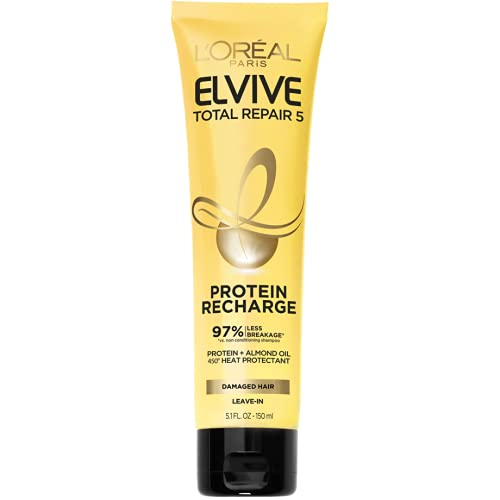 L'Oreal Paris Leave-In Conditioner and Heat Protectant