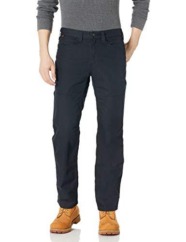 Timberland 8 Series Utility Pant with Knee Overlay Pantalones de utilidades de Trabajo, Negro Azabache, 54 para Hombre