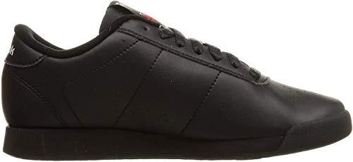 Reebok Damen Princess Sneaker, Schwarz (Int-Black), 42 EU