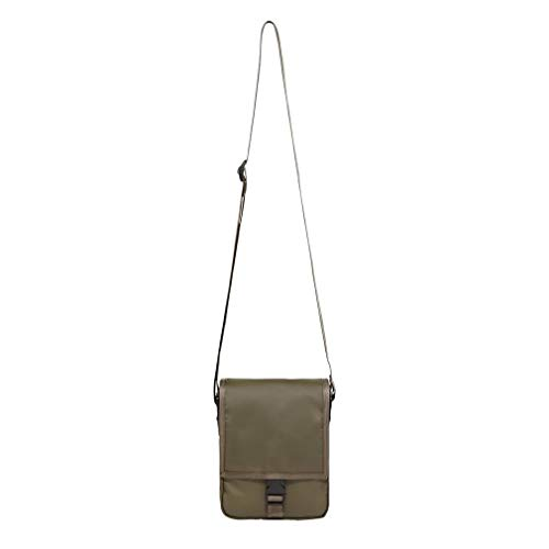 North Face Unisex-Erwachsene Bardu Business Tasche, Grün (New Taupe Gn/New Taupe), 6.5x14.5x18 centimeters