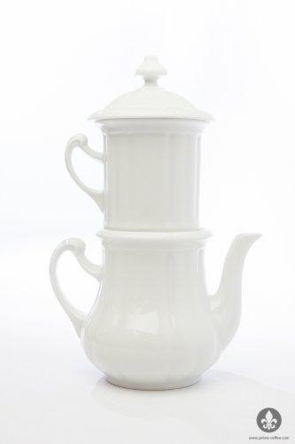 Walkure Karlsbad Porcelain Pour Over Brewer