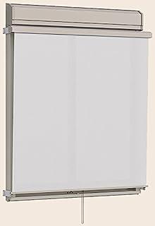 LIXIL スタイルシェード 外付けスクリーン 壁付(木造) シャッターサッシ 半外付型/外付型用 固定フック付き サイズ呼称:16520 【H2110mm】 (W1820mm×H2110mm)
