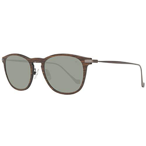 Hackett London HSB86211252 Gafas de sol, Marrón, 52 para Hombre