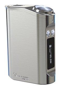 Teslacigs Nano 60 W Mod TC E-Zigarette (Silber)