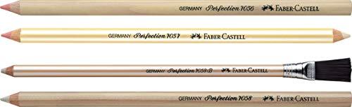 Faber-Castell - Radierstifte 4 Sorten