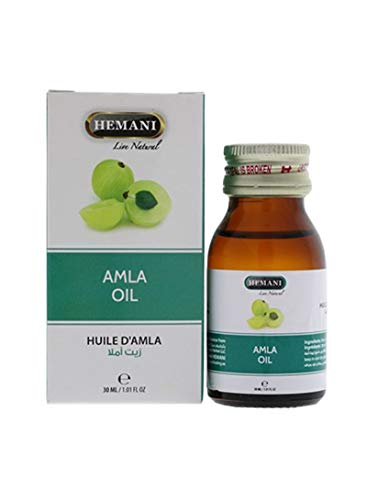 Hemani Amla (Gooseberry) Oil