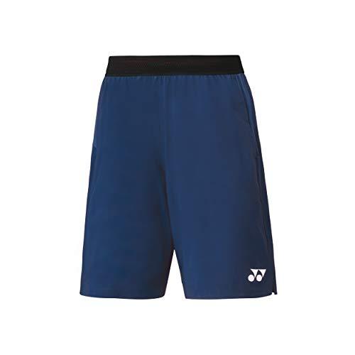 Yonex - Pantalones cortos para hombre, talla L