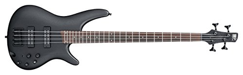 Ibanez SR300EB-WK/Bass Electric guitar 4strings Negro - Guitarra (4 cuerdas, 1,9 cm)